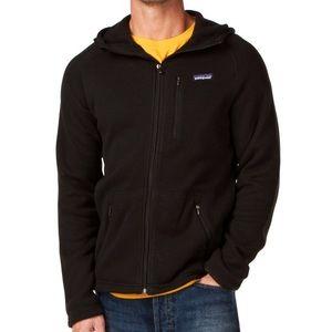 Patagonia Better Sweater Full Zip Hoodie Black